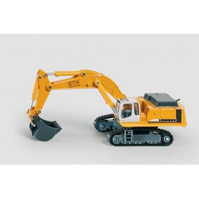 Excavadora Liebherr - escala 1:87