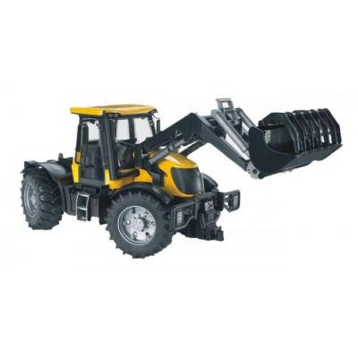 Tractor JCB Fastrac 3220 con pala - Escala 1:16