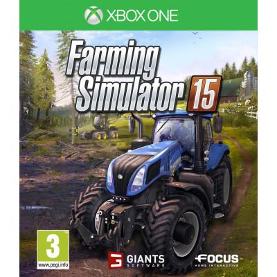 Farming Simulator 15 XBosOne