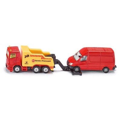 Camion grua - Blister
