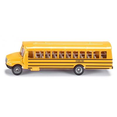 autobús escolar de EE.UU. - escala 1:87