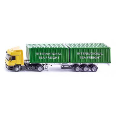 Camión y Contenedor - escala 1:50
