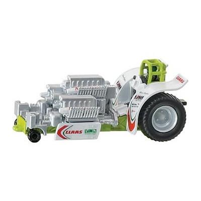 Tractor Pulling Claas - escala 1:87