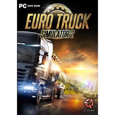 Simulador Euro Truck 2012