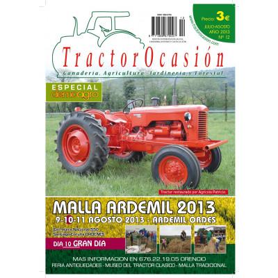 Revista TractorOcasion (Julio - Agosto)