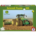 200 piezas Puzzle de John Deere