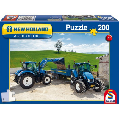 New Holland - T6AC / T5EC: 200 piezas