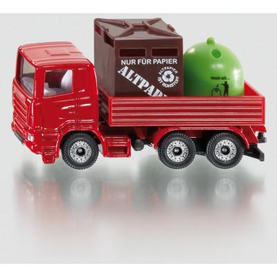 Camión Transporte Reciclajes
