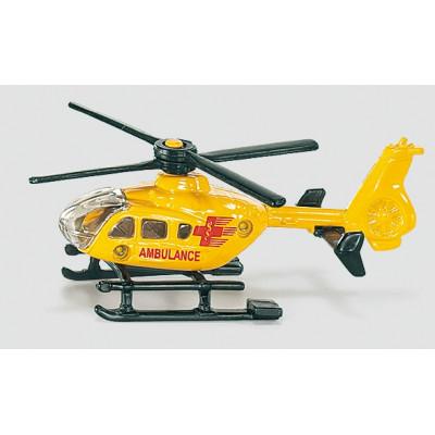Helicoptero Ambulancia -Blister