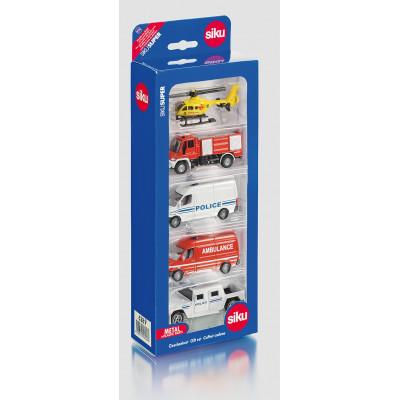 Kit 5 Emergencia - Blsiter