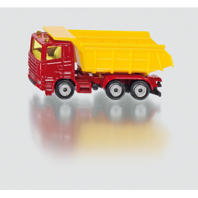 Camion con volquete