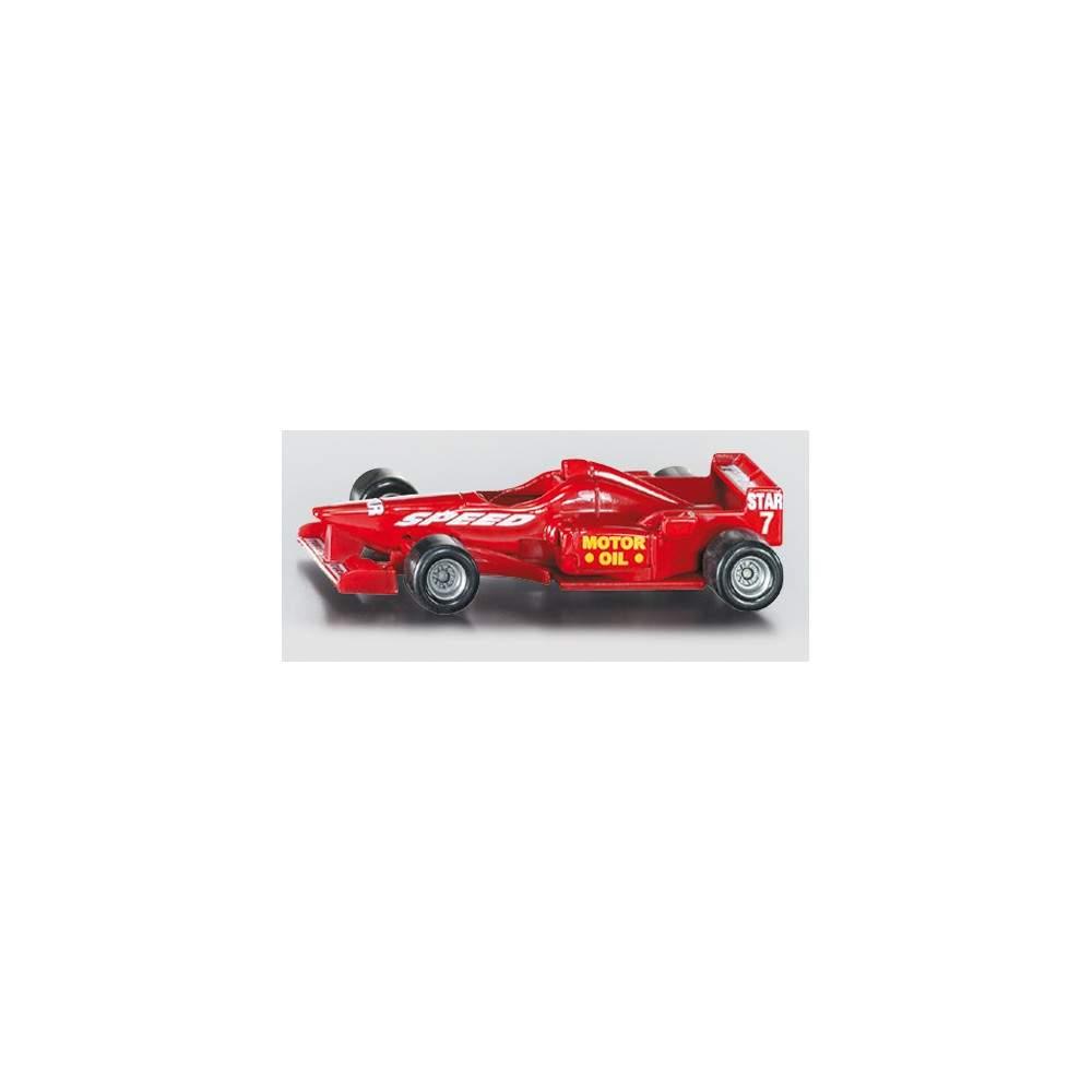 coche f1 rojo