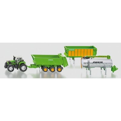 Deutz-fahr kit joskin