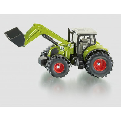 Tractor Claas con pala - escala 1:50