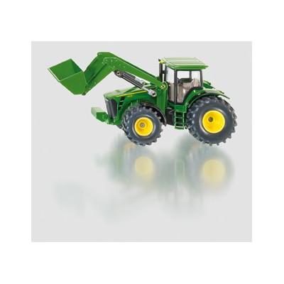 Tractor John Deere con pala - Escala 1:50