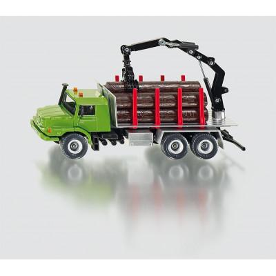 Camion de madera Zetros - escala 1:50