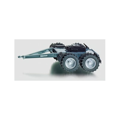 Enganche gondola Siga Duo para tractores - escala 1:32