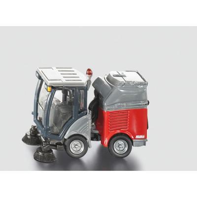 Vehiculo mantenimiento limpieza - escala 1:50