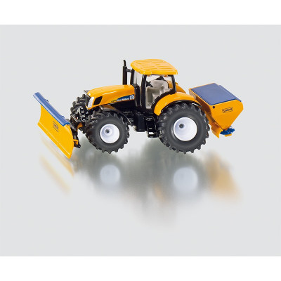 New Holland T70.70 con esparcidor de sal - escala 1:50