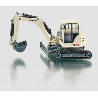 Excavadora Terex TC 75 - escala 1:50