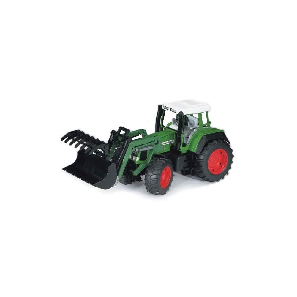 Tractor Fendt 926 Vario con pala - Escala 1:16
