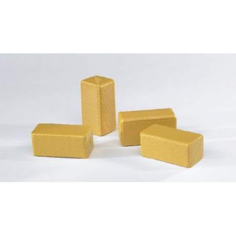 4 Balas rectangulares