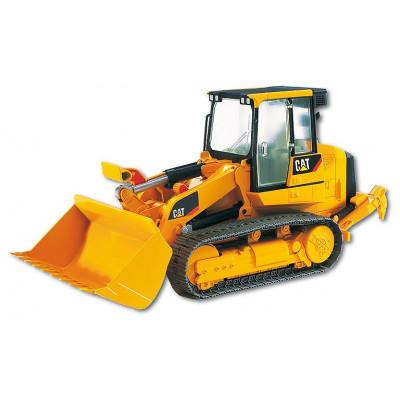 Excavadora Caterpillar oruga - escala 1:16