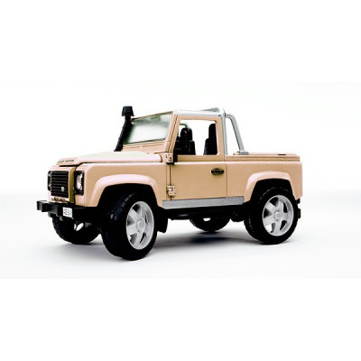 Coche Land Rover Pick Up - escala 1:16
