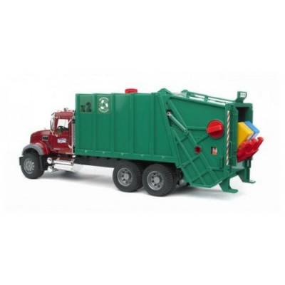 Camion Mack basura - escala 1:16