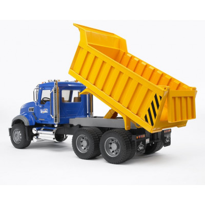 Camion Volquete MACK - escala 1:16