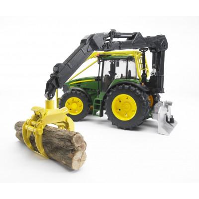 Tractor John Deere 7930 Forestal - Escala 1:16