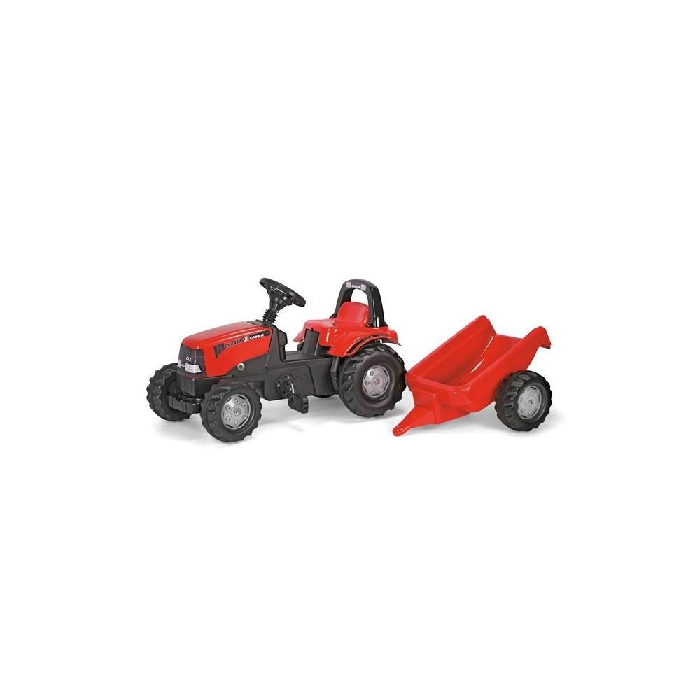 Tractor pedales Case cvx 1170