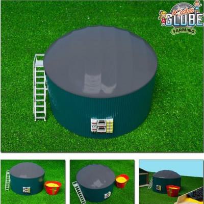 Instalacion de Biogas - escala 1:32