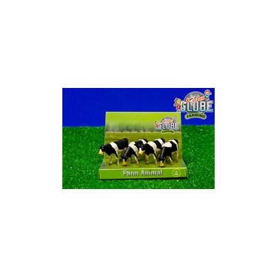 4 vacas escala 1:50