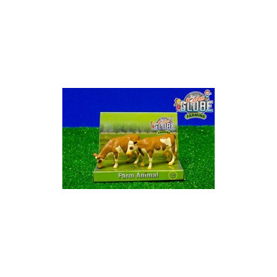 2 vacas manchadas - escala 1:32