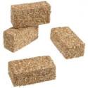 Pacas rectangulares 4 unidades - escala 1:32
