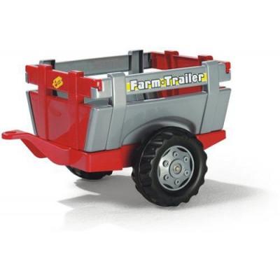 Remolque para tractor de pedales