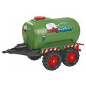 Cisterna Verde para tractor a pedales