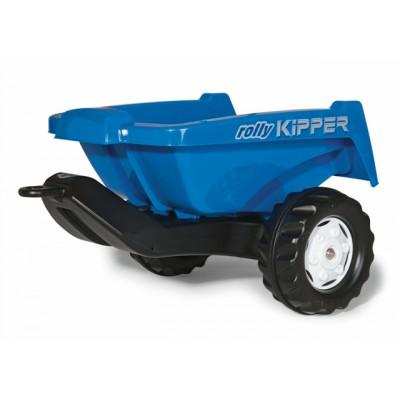Remolque Azul para tractor a pedales
