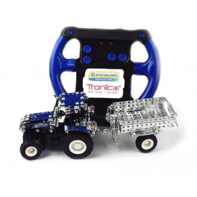 NEW HOLLAND T5.115 escala 1:64 radiocontrol
