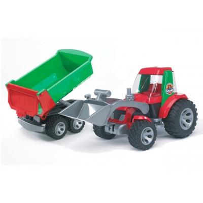 Tractor remolque pala ROADMAX