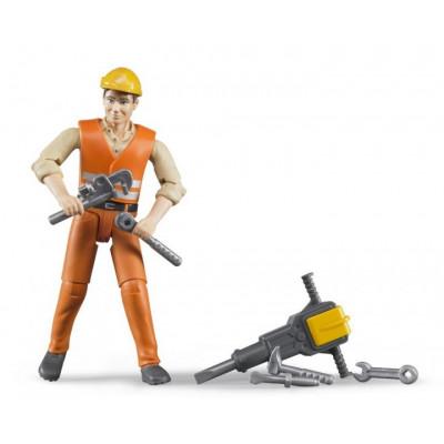 Trabajador accesorios