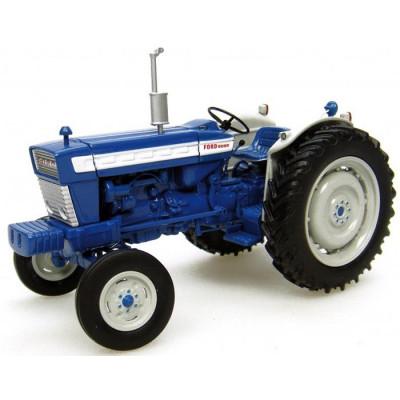 Tractor Clasico Ford 5000 - escala 1:32
