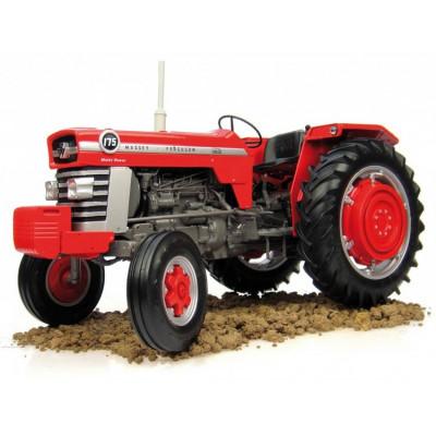 Tractor Clasico Massey Ferguson 175 - escala 1:16