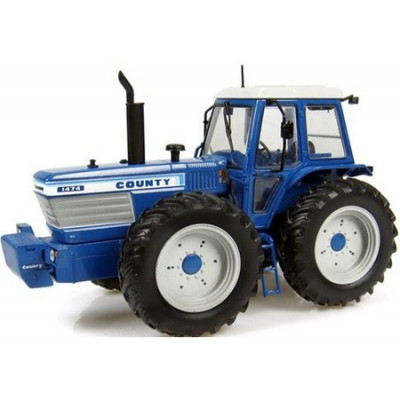 Tractor Clasico Ford County 1474 - escala 1:32