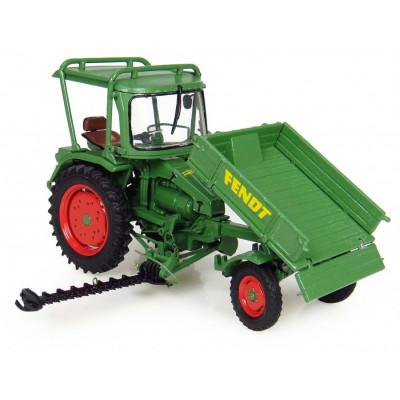 Tractor Clasico Fendt 231 GT - escala 1:32