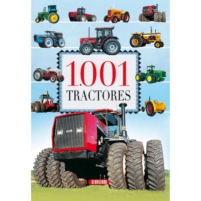 1001 Tractores (Libro)