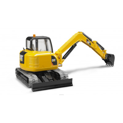 Cat Miniexcavadora escala 1:16