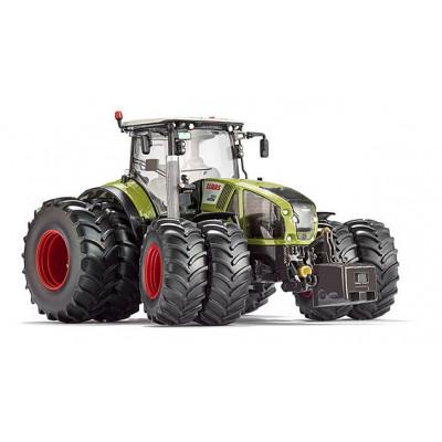 Tractor  Claas Axion 950 con ruedas gemelas - escala 1:32