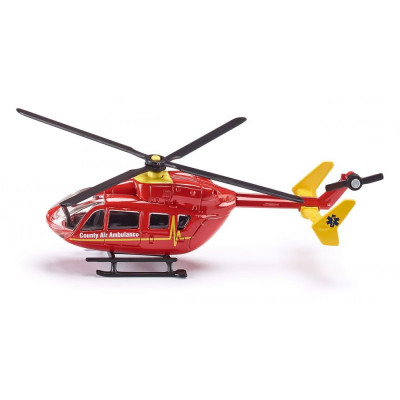 helicóptero Ambulancia - Blister